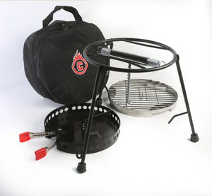 New 3-Piece Dutch Oven Cook Out Pack