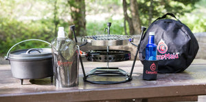 "Total Tailgate Cookout Pack *With 10"" Dutch Oven"