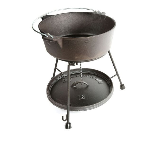 Ultimate Cookout Mega Pack + 3 Dutch Ovens (11pc)