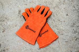 Heat Safe Leather Gloves