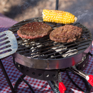 Flip Grill & Trivet For Dutch Ovens