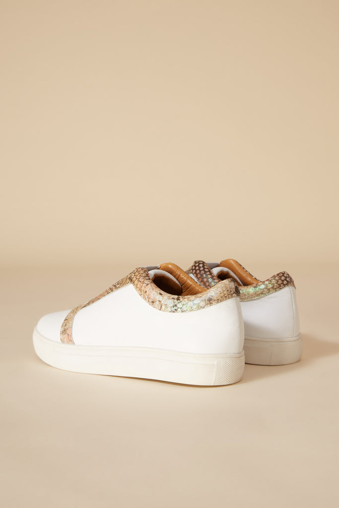 REFINED SNAKE SNEAKER cloud
