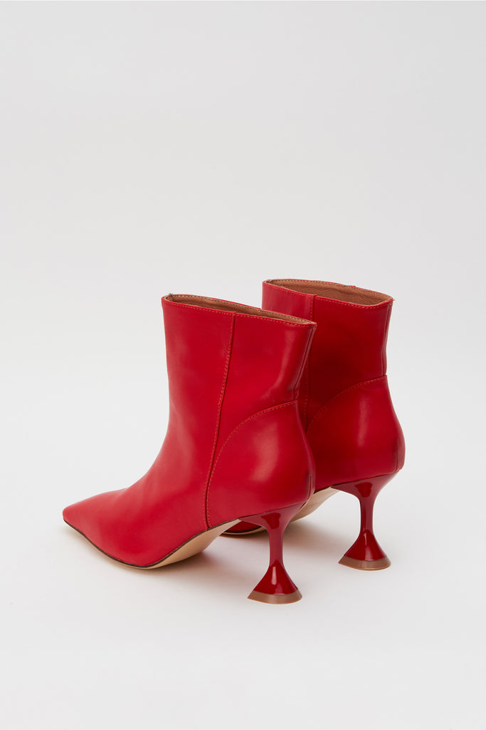 ACCLAIM BOOT red