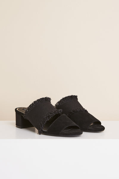ACME HEEL black