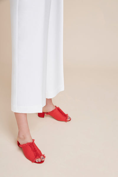 RESOLVE BLOCK HEEL coral