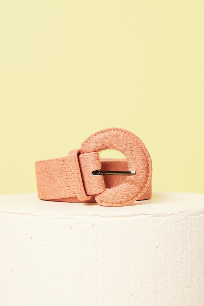PONY BELT clay