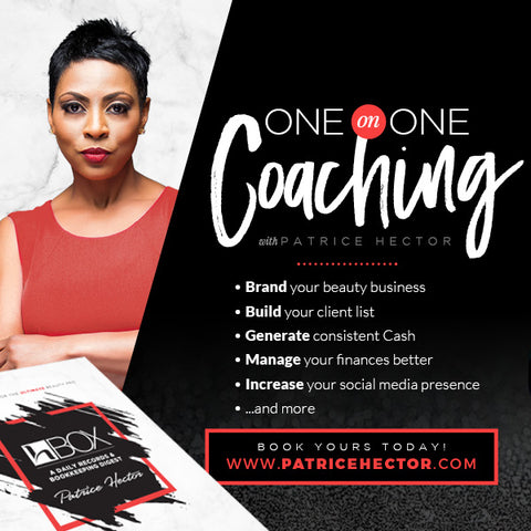 One on One Coaching Session