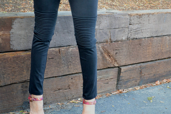 Knee Ridge Leggings