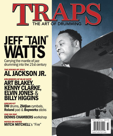 "TRAPS Summer 2007: Jeff ""Tain"" Watts"