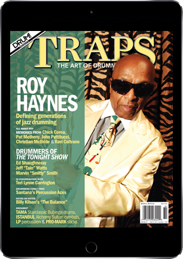 TRAPS Winter 2008: Roy Haynes