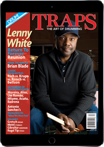 TRAPS Summer 2008: Lenny White