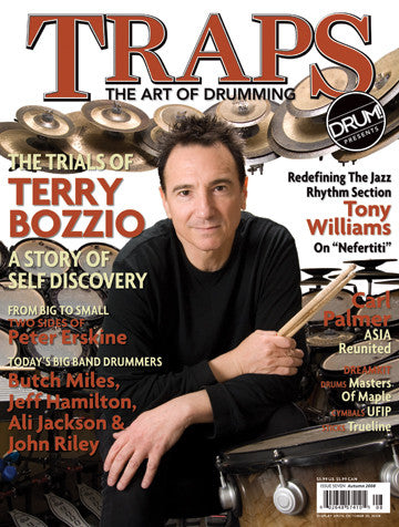 TRAPS Fall 2008: Terry Bozzio