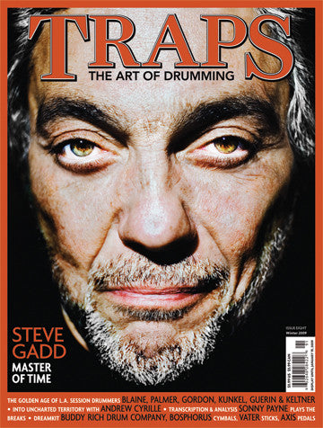 TRAPS Winter 2009: Steve Gadd