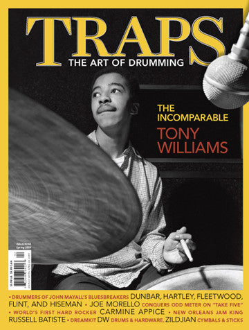 TRAPS Spring 2009: Tony Williams
