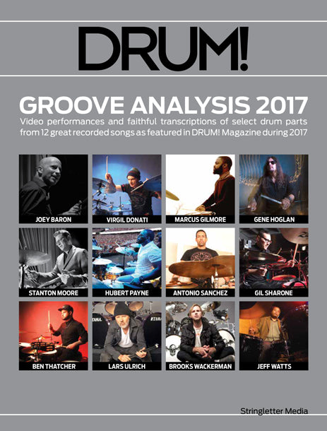 Groove Analysis 2017