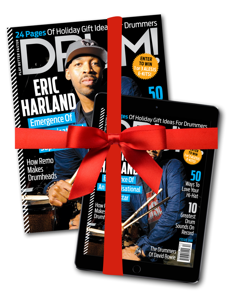 Drum Magazine Gift Subscription
