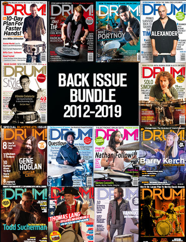 Back Issue Bundle, 2012-2019