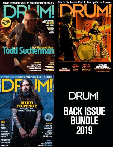 Back Issue Bundle, 2019