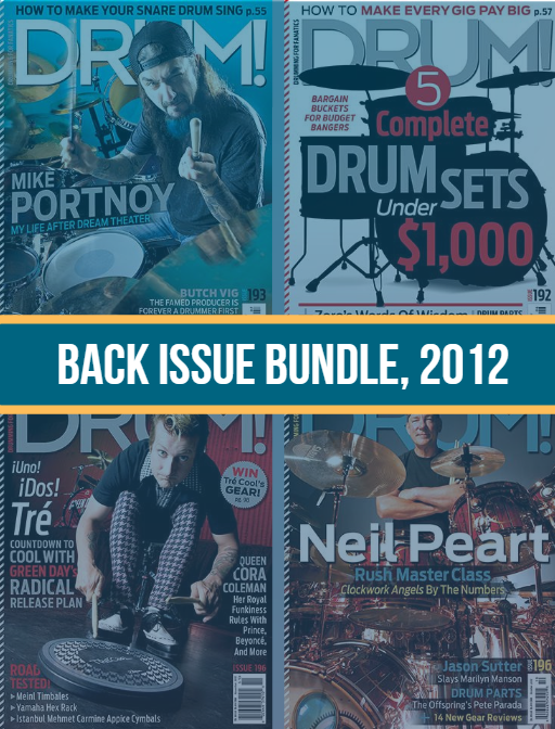 Back Issue Bundle, 2012
