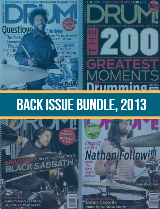 Back Issue Bundle, 2013