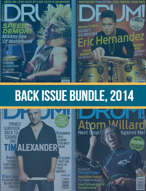 Back Issue Bundle, 2014