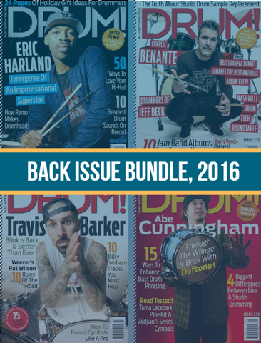 Back Issue Bundle, 2016