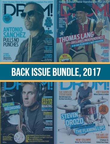 Back Issue Bundle, 2017