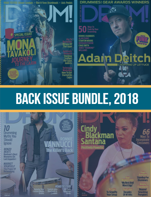 Back Issue Bundle, 2018
