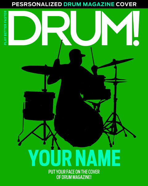 Drum! Custom Cover