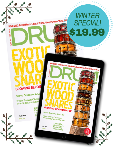 Print + Digital Subscription - Winter Sale