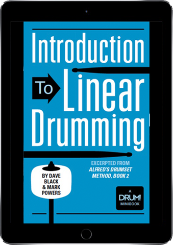 Introduction To Linear Drumming