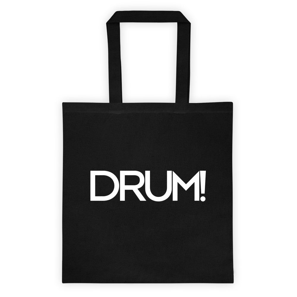 DRUM! Tote bag