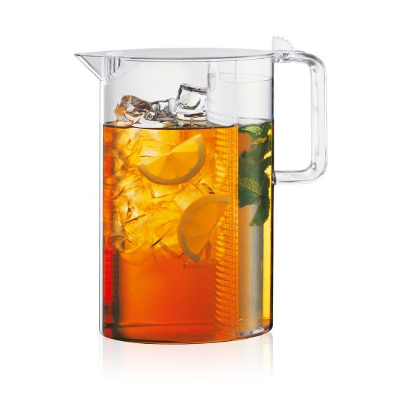 Bodum Ceylon Ice Tea Jug with Filter, 3.0 l, 101 oz