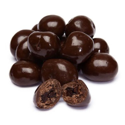 Dark Chocolate-Covered Cherries - 1 lb (16oz)