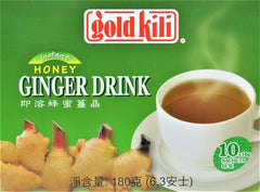 Instant Ginger Honey Crystals Drink