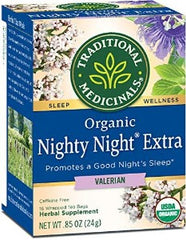 Traditional Medicinals Nighty Nighty Extra
