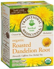 Traditional Medicinals Roasted dandelion Root