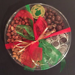 Holiday Nut and Candy Tray