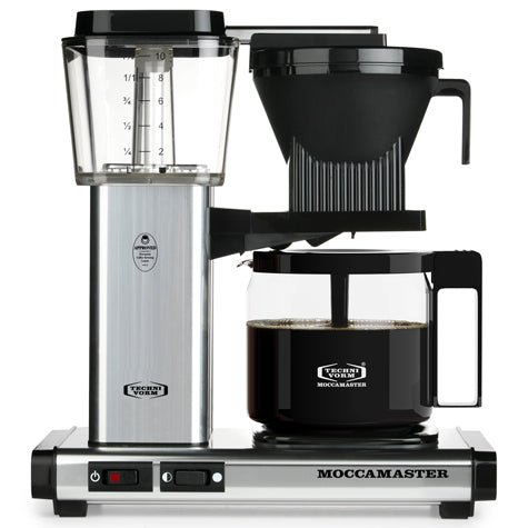 MoccaMaster KBG 10-12 Cup Coffee Maker On Sale $335.00