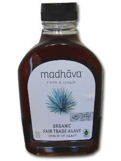 Agave-100% Blue Madhave