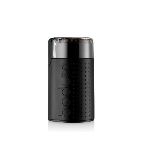 Bodum Bistro Electric Coffee Grinder Black