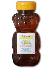 Wildflower, Honey Bear Container
