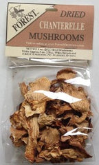 Chanterelles Mushrooms - 1 oz Dried