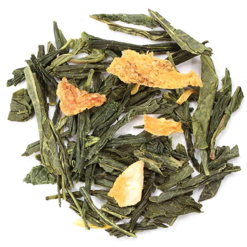 Citron Green Tea - 1 lb (16 oz)