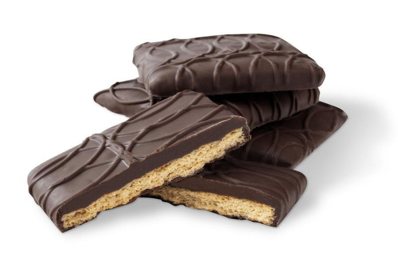 Dark Chocolate Graham Cracker - 4 oz Bag