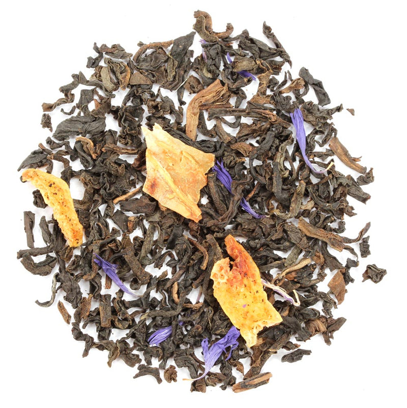 Decaf Earl Grey Tea - 1 lb (16 oz)