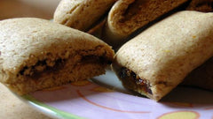 Whole Wheat Fig Bars - Raspberry