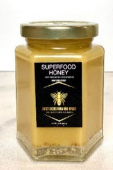 SuperFood Honey with Bee Pollen and Propilis - 12oz