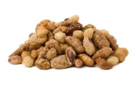 Butter Toffee Mixed Nuts - 1 lb (16oz)