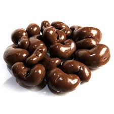 Milk Chocolate Cashews - 1 lb (16oz)